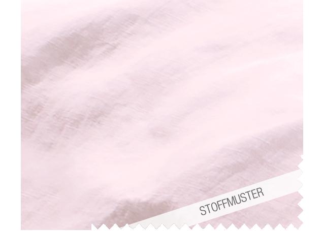 Stoffmuster zu Bettwäsche Reines Leinen Lupine, vorgewaschen