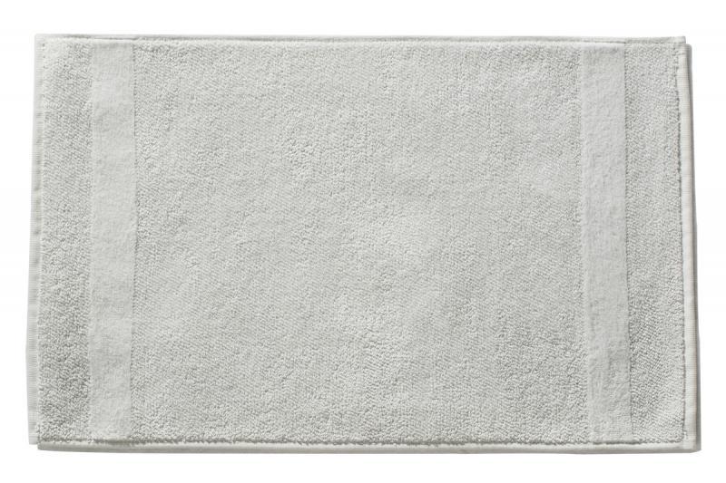 Handtuch Fyber Carrara Hellgrau 60 x 100 cm