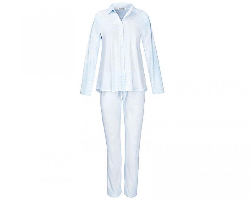 Yellamaris Pyjama Set Blau
