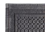 Badvorleger Malta steel 50 x 70 cm