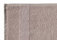 Handtuch Fyber Carrara Sand Detailbild 2