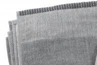 Handtuch Uchino Zen Charcoal Anthrazit Detailbild 2