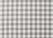 Bettwäsche Vichy 5mm Hamburger Himmelgrau Detailbild 3