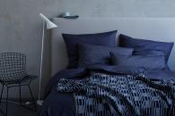 Bettwäsche Grisaglia Bluette, Damast Detailbild 7